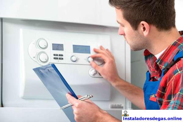 instaladores gas expertos