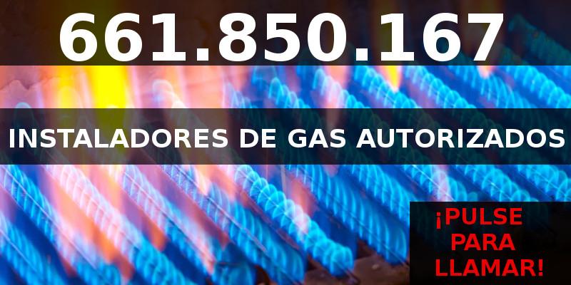 instaladores profesionales gas